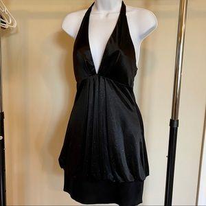 Charcoal Glitter Dress